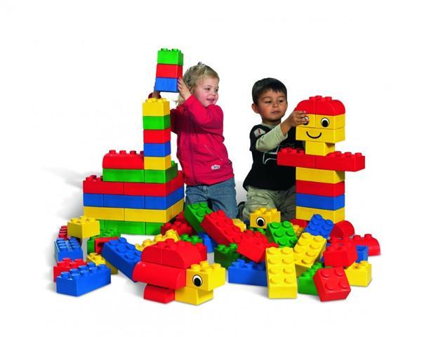 Конструктор для детей 1 год